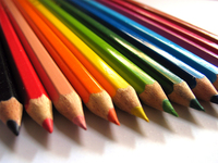 Colour pencils 04