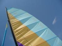 Sail on Blue Sky