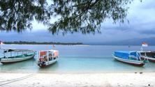 Trawangan Beach - Lombok 1