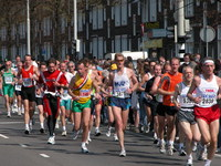 Marathon Rotterdam 1