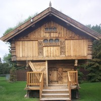 Various Norse Buildings 1