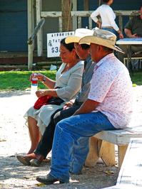 Hispanic Americans in the Heat