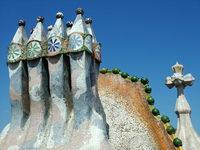 Mosaic roof 1