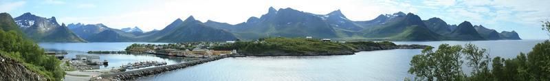 Fjord panorama 001