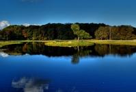 Fall at the lake - HDR