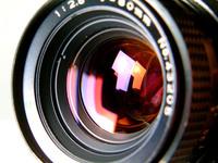 the lens 2