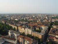 Aerial view of Torino 2