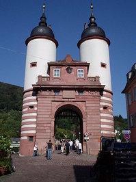 alte bruecke heidelberg 1