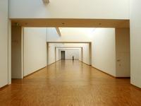 alone in museum
