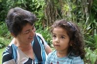 Grandma and the child