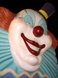 Las Vegas Signs 1 - Boardwalk Clown