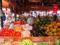 Turkish greengrocer