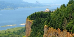 Columbia Gorge - Vista Point 2