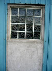Cement Door