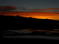 Sunrise over Thingvellir