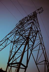 Stromleitungen