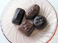 Chocolates on a Dish