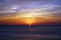 Sunset in Cala Conta 5