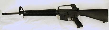 AR15 Rifle 3