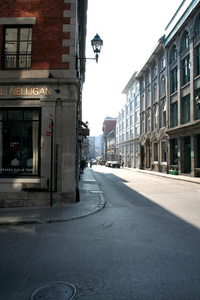 Old Montreal 1