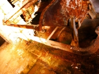 old rotten facility e