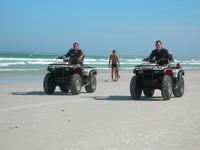 beach police
