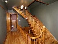 Old Oak stair case