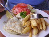 Australian Fishburger