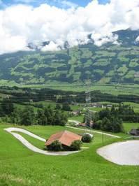 Mountain Road Austria