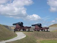 Civil War fort 1