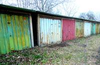 Old garages