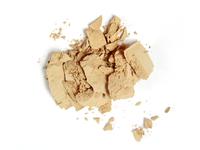 Pile of face powder