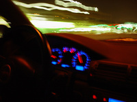 High speed car
