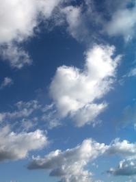 blue sky behind the window #2