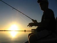 early fishin