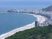 Copacabana's Beach
