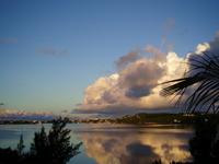 bermuda clouds