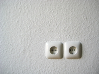 power outlet twins