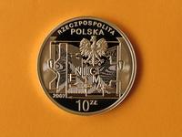Enigma - silver coin