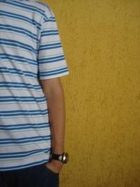 shirt and wall