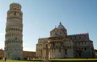La tour de Piza