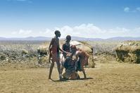Warriors from Maasai tribe 2