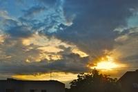 Evening skies