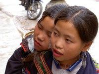 two vietname girls
