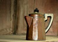 Copper Teapot