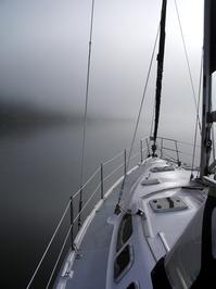 Sailing, BC