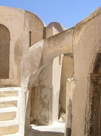 Emporeio, an old village of Santorini 2