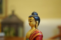 Golden Buddha 1