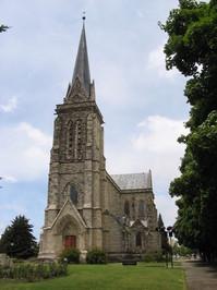 Bariloche - iglesia