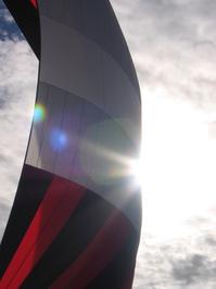 sail against the sun